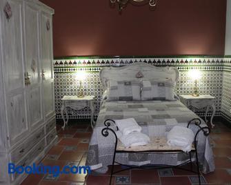 El Jabalon - Villanueva de los Infantes - Schlafzimmer