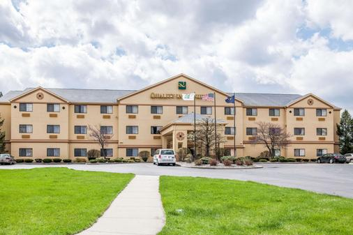 Quality Inn & Suites - South Bend - Building