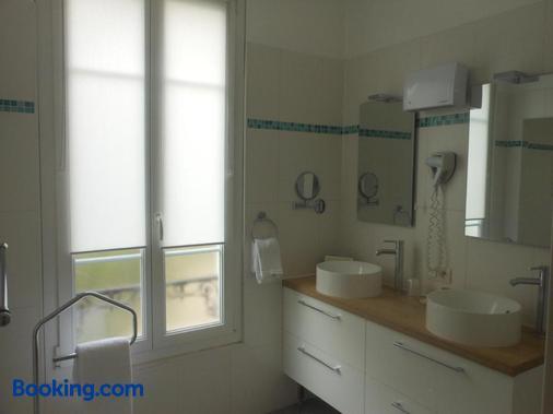 Villa Les Cygnes - Nice - Phòng tắm