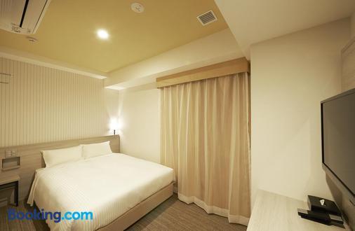 Sotetsu Fresa Inn Ginza-Sanchome - Tokyo - Bedroom