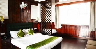 Treebo Trend The Nettle and Fern Hotel - Gangtok - Chambre