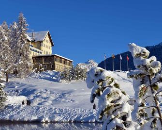 Hotel Waldhaus am See - St. Moritz - Building