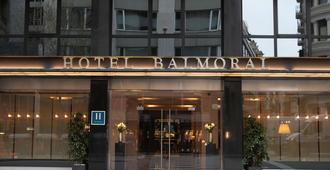 Hotel Balmoral - Barcelona - Building