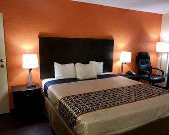 American Inn - Anniston - Schlafzimmer
