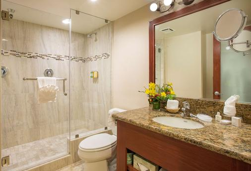 Coast Anabelle Hotel - Burbank - Bathroom