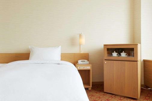 Keio Plaza Hotel Sapporo - Sapporo - Makuuhuone