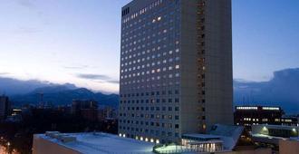 Keio Plaza Hotel Sapporo - Xa-pô-rô - Toà nhà