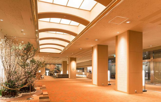 Keio Plaza Hotel Sapporo - Sapporo - Σαλόνι ξενοδοχείου