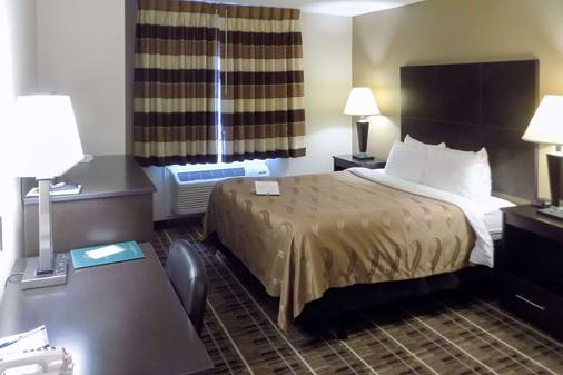 Quality Inn Dfw Airport North - Irving - Phòng ngủ