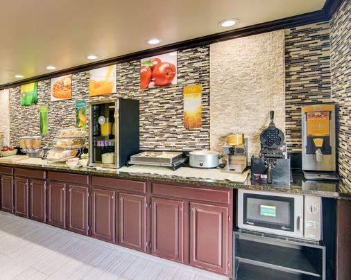 Quality Inn Dfw Airport North - Irving - Buffet