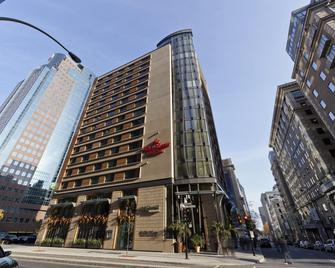 Le St-Martin Hôtel Particulier Montréal - Montreal - Building