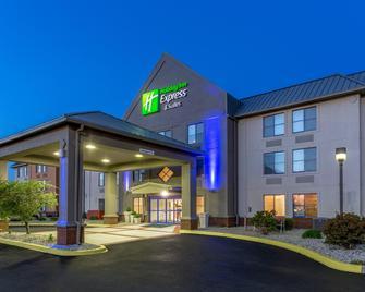 Holiday Inn Express & Suites Scottsburg - Scottsburg - Gebouw