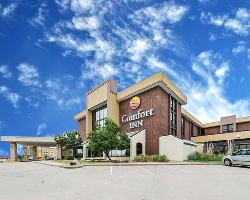 Comfort Inn Denver East - Denver - Building