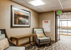 Comfort Inn Denver East - Denver - Lobby
