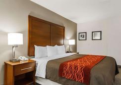 Comfort Inn Denver East - Denver - Bedroom