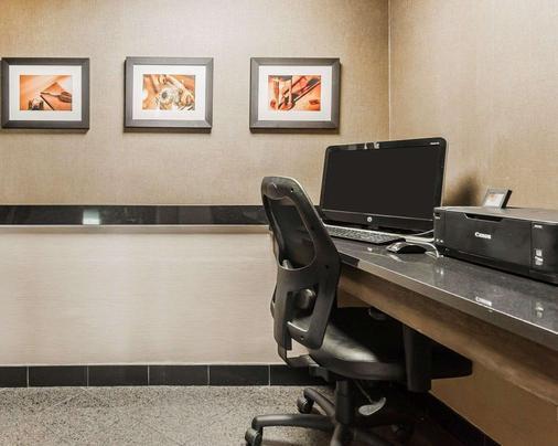 Comfort Inn Denver East - Denver - Business centre