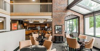 Comfort Inn Denver East - דנבר - מסעדה