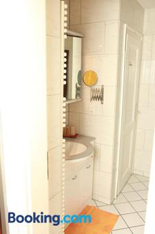 恩德爾桑酒店 - 科隆 - 浴室