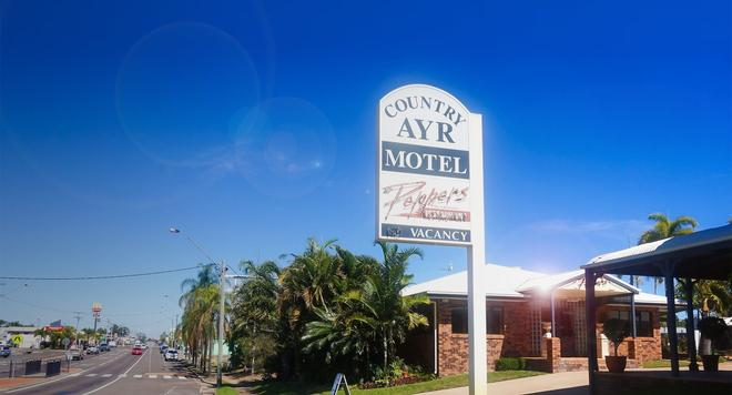 Country Ayr Motel - Ayr - Vista del exterior