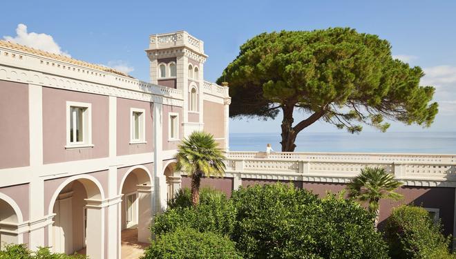 Villa Paola - Тропея - Вид снаружи