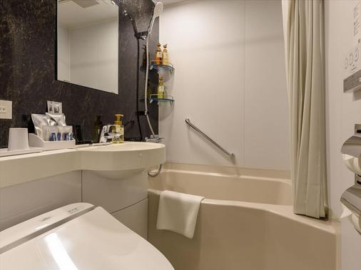 Henn Na Hotel Tokyo Haneda - Tokyo - Bathroom