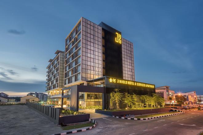 Jinhold Hotel & Serviced Apartment Miri - Miri - Building