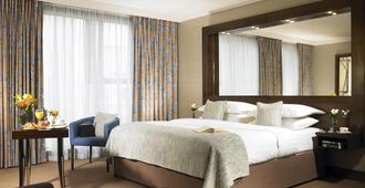 アッシュリング ホテル ダブリン - ダブリン - 寝室