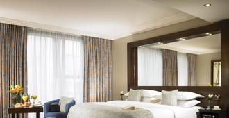 都柏林阿什林酒店 - 都柏林 - 都柏林 - 臥室