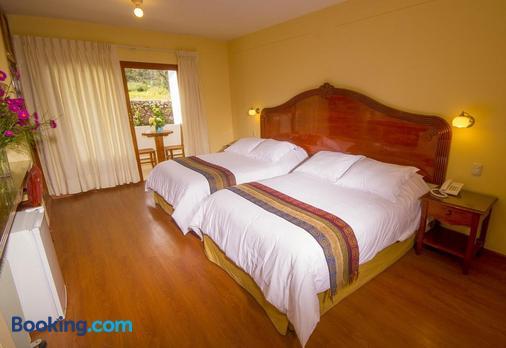 Hotel Agustos Urubamba - Urubamba - Bedroom
