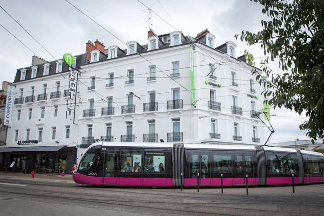 Campanile Dijon Centre - Gare - Dijon - Building