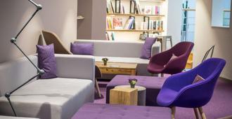 Hotel Campanile Dijon Centre - Gare - דיז'ון - טרקלין