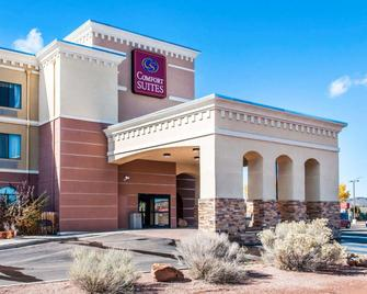 Comfort Suites Gallup East Route 66 and I-40 - Gallup - Building