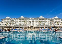 The Beach Club at Charleston Harbor Resort and Marina - Mount Pleasant - Building