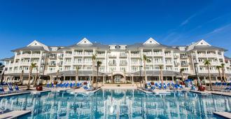The Beach Club at Charleston Harbor Resort and Marina - Mount Pleasant - Building