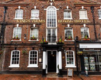Relaxinnz Kings Arms And Royal - Godalming - Edificio