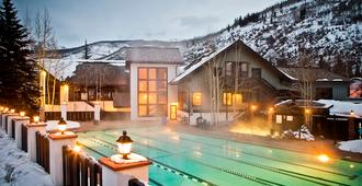 Vail Racquet Club Mountain Resort - וייל - בריכה
