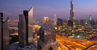 Dusit Thani Dubai - Dubai - Outdoor view