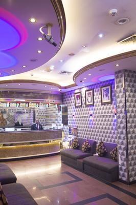 White Sand Hotel - Dubai - Recepción