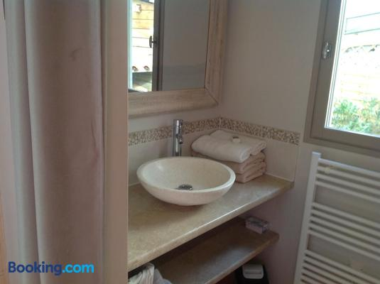 Sarlat Cote Jardin - Sarlat-la-Canéda - Bathroom