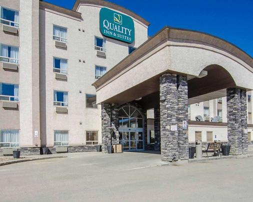 Quality Inn & Suites - Grande Prairie - Toà nhà