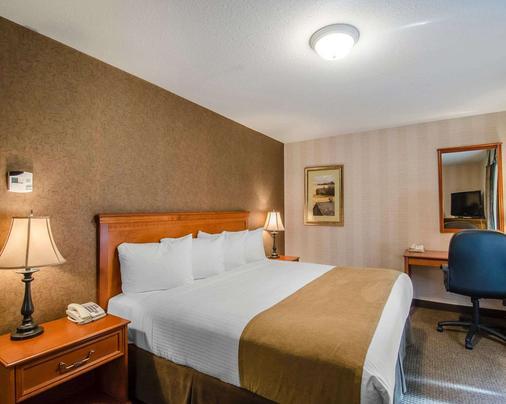 Quality Inn & Suites - Grande Prairie - Phòng ngủ