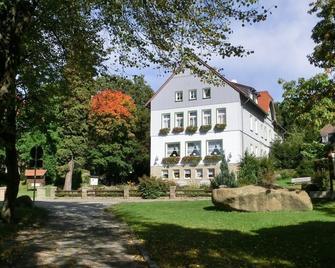 Pension Schmidt - Schierke - Building