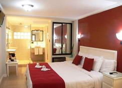 Copacabana Hotel & Suites - Jaco - Camera da letto