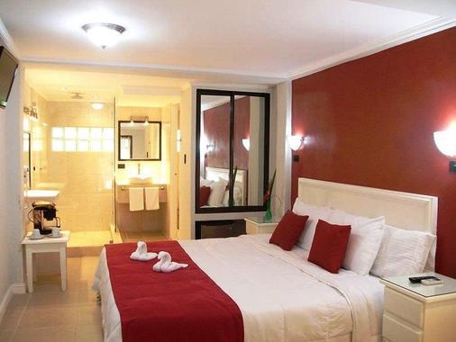 Copacabana Hotel & Suites - Jacó - Bedroom