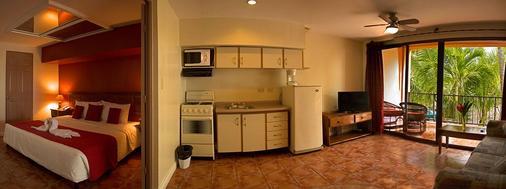 Copacabana Hotel & Suites - Jacó - Kitchen