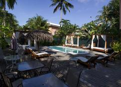 Copacabana Hotel And Suites - Adults Only - Jacó - Piscina