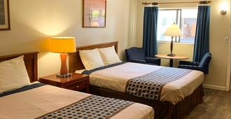 Magnuson Hotel Hampton Nh - Hampton - Bedroom