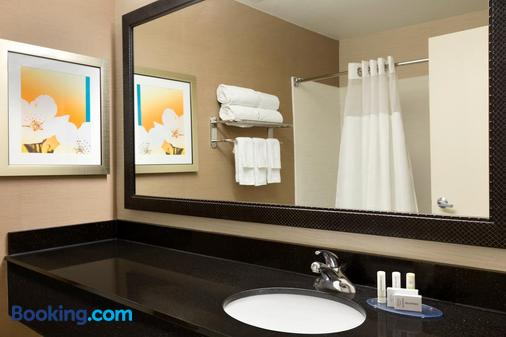 Fairfield Inn and Suites by Marriott Dallas Mesquite - Mesquite - Μπάνιο