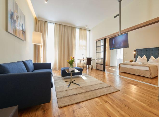Hilight Suites Hotel - Wien - Olohuone