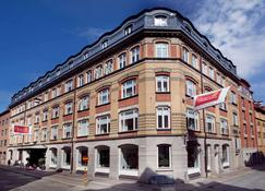 Clarion Collection Hotel Temperance - Malmö - Byggnad